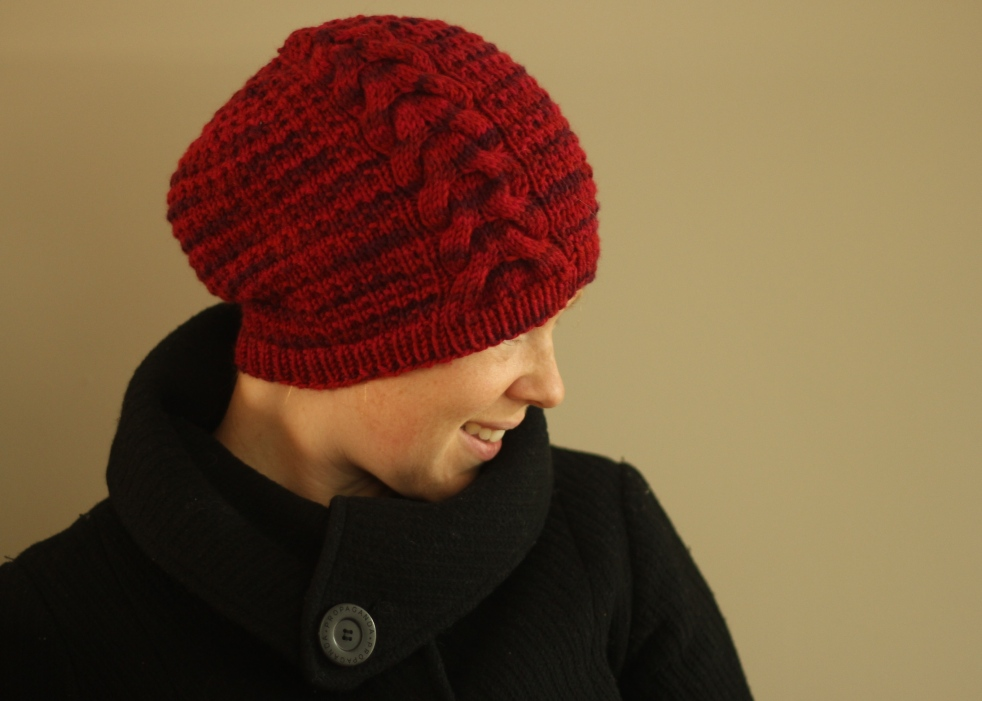 molly toque by erin ruth