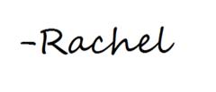-Rachel