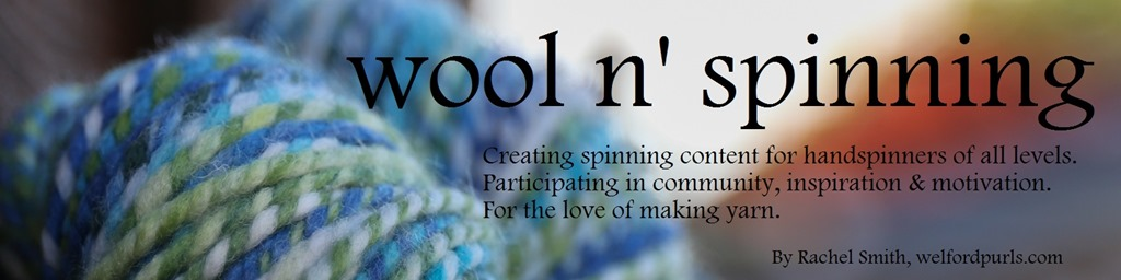 wool n' spinning