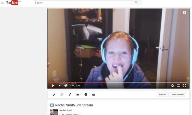 live stream photo - enhanced blog post